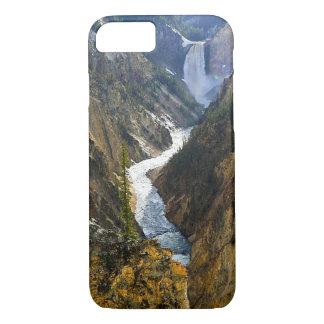 Coque iPhone 8/7 Cas iPhone7 de Yellowstone à peine là à peine là