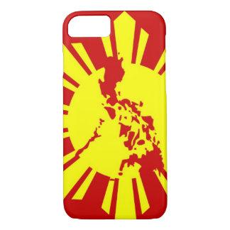 Coque iPhone 8/7 Cas philippin de l'iPhone 7 - Philippines