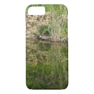 Coque iPhone 8/7 Cas : Réfléchir sur la rivière