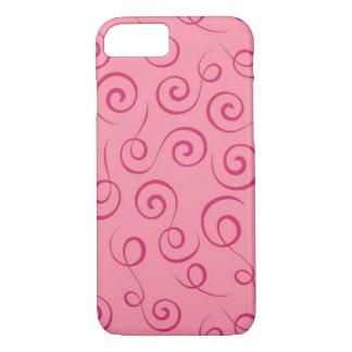 Coque iPhone 8/7 Cas rose