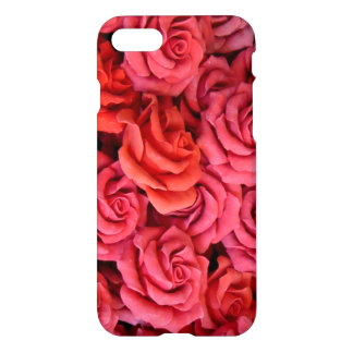 Coque iPhone 8/7 Cas rose de roses