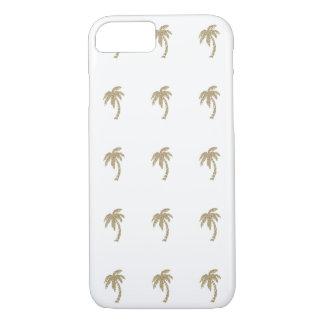 Coque iPhone 8/7 Cas tropical de l'iPhone 7 de palmiers de