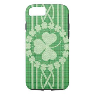Coque iPhone 8/7 Celtic irlandais de shamrock