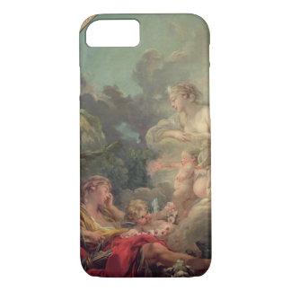 Coque iPhone 8/7 Cephalus et aurore, 1764 (huile sur la toile)