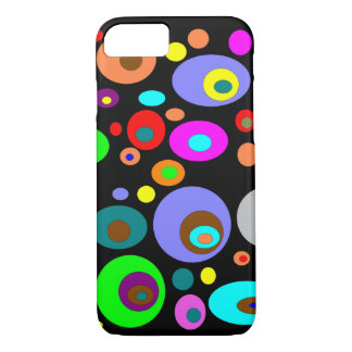 Coque iPhone 8/7 Cercles abstraits