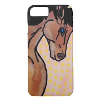 Coque iPhone 8/7 Cheval Arabe