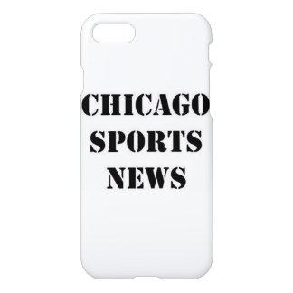 Coque iPhone 8/7 Chicago folâtre des nouvelles