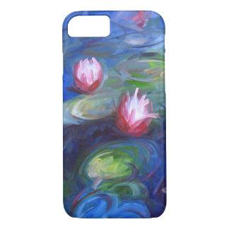 Coque iPhone 8/7 Claude Monet : Nénuphars 2