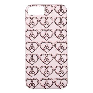 Coque iPhone 8/7 coeur celtique