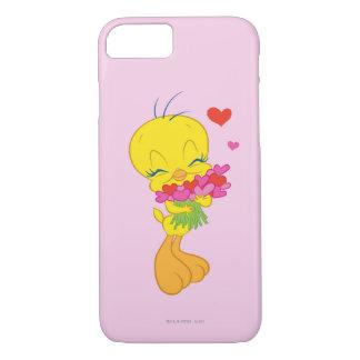 Coque iPhone 8/7 Coeurs de Tweety