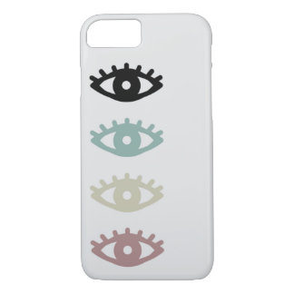 Coque iPhone 8/7 colorful eyes
