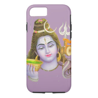 Coque iPhone 8/7 Conception dure de cas d'un dieu de shiva d'iphone