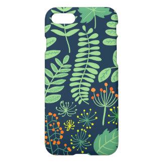 Coque iPhone 8/7 Conception foncée de forêt
