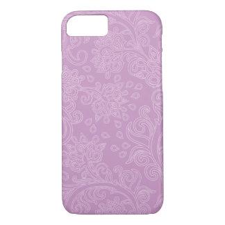 Coque iPhone 8/7 Conception Girly rose de Boho