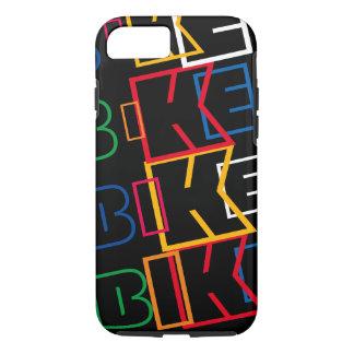 Coque iPhone 8/7 cool superbe et faire du vélo moderne