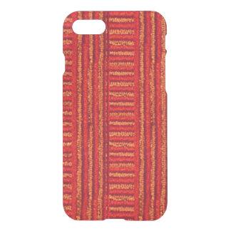 Coque iPhone 8/7 Cordes oranges