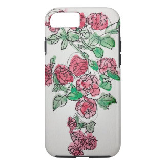 Coque iPhone 8/7 Correction rose