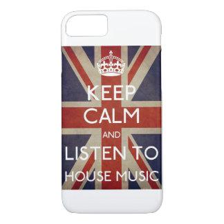 Coque iPhone 8/7 Couverture de Londres de musique de Chambre