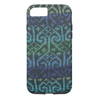 Coque iPhone 8/7 Couverture tricotée pour le cas de l'iPhone 7