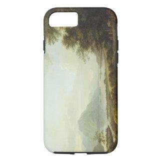 Coque iPhone 8/7 Crainte de loch, Argyllshire, c.1780-1800 (huile