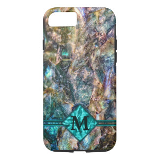 Coque iPhone 8/7 Cristaux d'arc-en-ciel