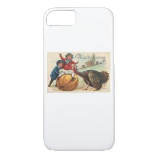 Coque iPhone 8/7 Cru de thanksgiving