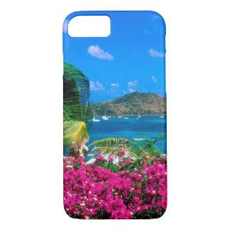 Coque iPhone 8/7 Cul-de-sac français St Martin de plage