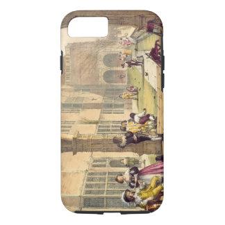 Coque iPhone 8/7 Cuvettes sur la terrasse chez Bramshill en 1600,