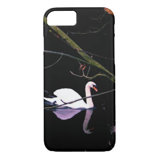 Coque iPhone 8/7 Cygne