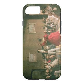 Coque iPhone 8/7 Dansez dans un salon à Buenos Aires, c.1831 (la
