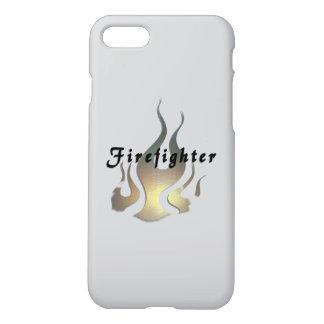 Coque iPhone 8/7 Décalque de sapeur-pompier