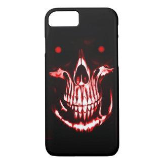 Coque iPhone 8/7 Démon Reaper de crâne de Skully