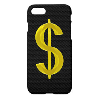 Coque iPhone 8/7 Dollar d'or