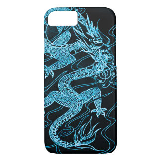 Coque iPhone 8/7 Dragon chinois de nuage