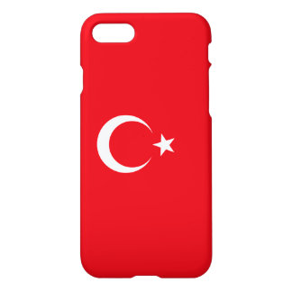 Coque iPhone 8/7 Drapeau de la Turquie