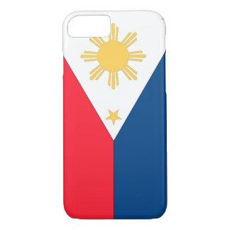 Coque iPhone 8/7 Drapeau de Philippines