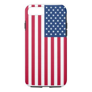 Coque iPhone 8/7 Drapeau des Etats-Unis