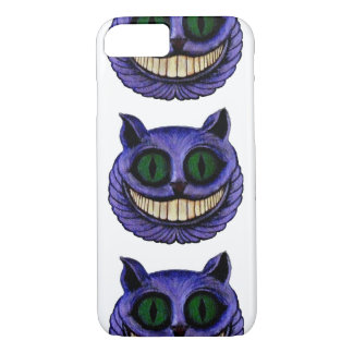 Coque iPhone 8/7 ~ du CHEF de CAT de CHESHIRE (Alice au pays des