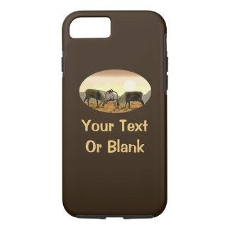 Coque iPhone 8/7 Duel de caribou