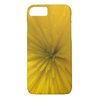 Coque iPhone 8/7 Éclat jaune de fleur