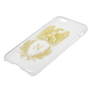 Coque iPhone 8/7 Emblème de Napoleon Bonaparte