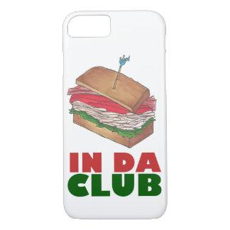 Coque iPhone 8/7 En cadeau drôle de fin gourmet de magasin de