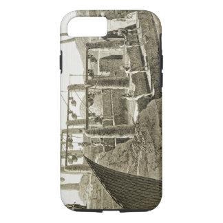 Coque iPhone 8/7 En recueillant l'eau du Nil, plaquez 6 de Volum