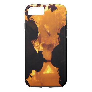 Coque iPhone 8/7 Équipe de sapeur-pompier