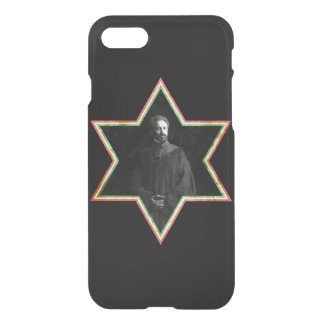 Coque iPhone 8/7 Étoile de David de Haile Selassie