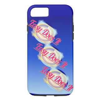 Coque iPhone 8/7 FACILE LE FAIT style de logo