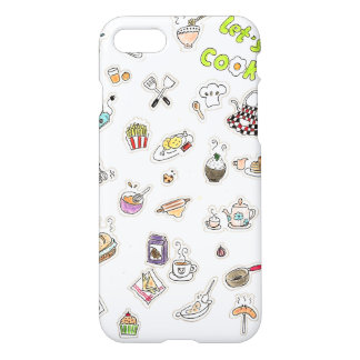 Coque iPhone 8/7 faisons cuire