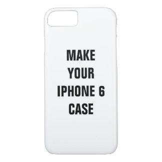 Coque iPhone 8/7 Faites votre propre cas de l'iPhone 7