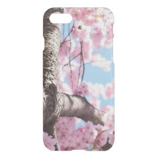 Coque iPhone 8/7 Fleurs roses