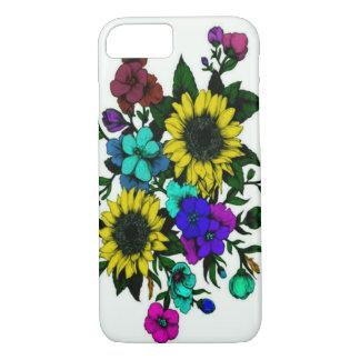 Coque iPhone 8/7 Floraison
